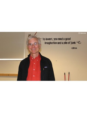 Dr. Rodger Kram, a CU associate professor, has studied and taught biomechanics since earning his PhD at Harvard in 1983