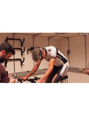 My friend Lennard Zinn of VeloNews and I both did the test. While we passed (phew!), 12 of 23 others tested did not. Each of those 23 subjects rode at least 100 miles a week, and many professed to have very strong saddle preferences