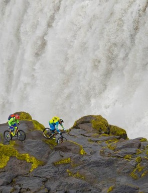 Peaty and Hans' Iceland Traverse