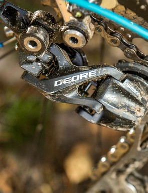 Shimano Deore stop and go kit is utterly dependable