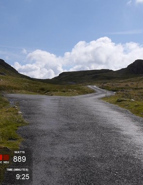 Hardknott Pass – hard by name, hard by nature