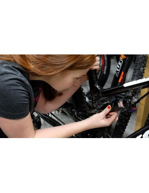 Getting to grips with the mechanics of your bike is never a bad thing to do