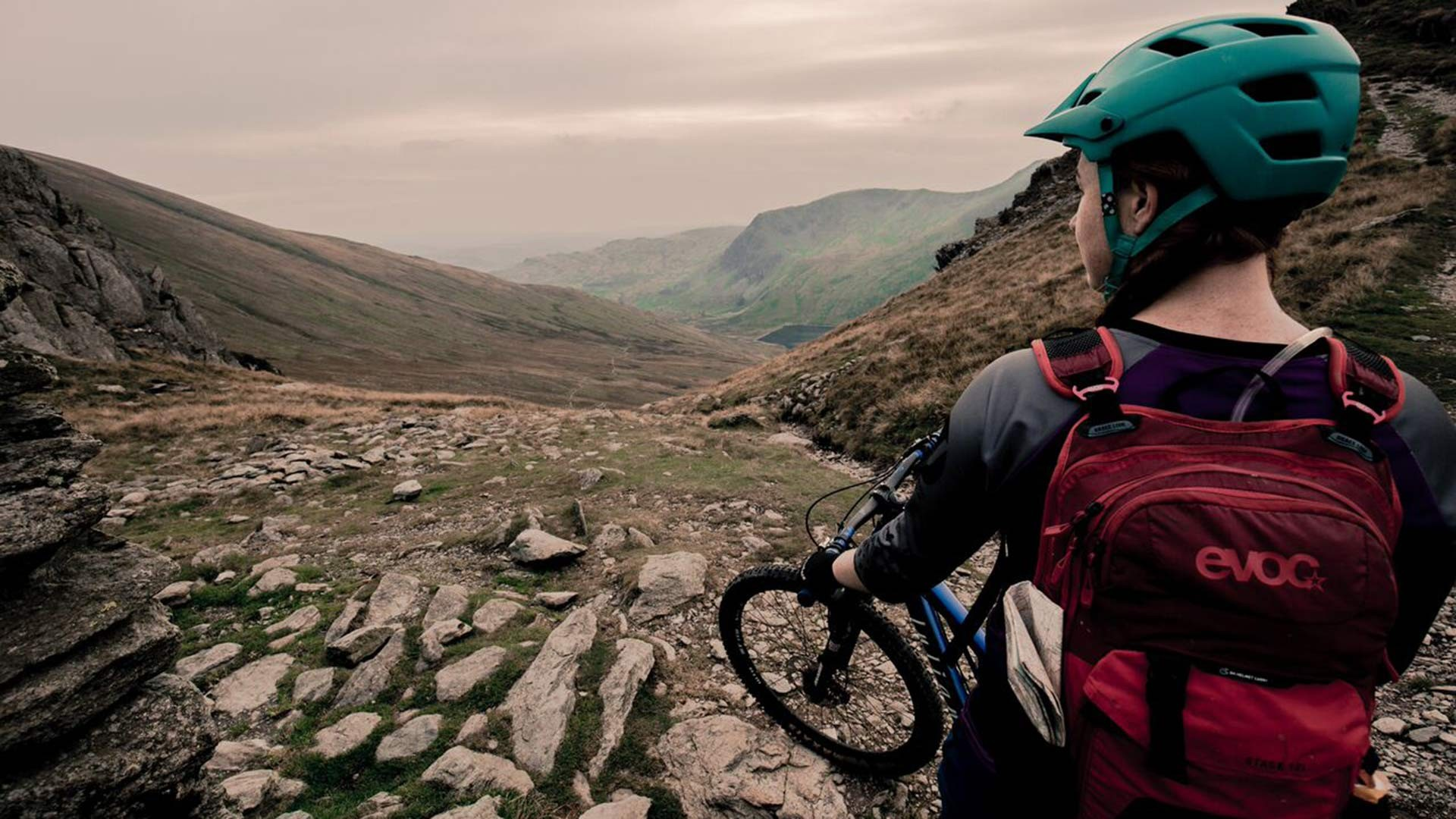 Lastly, just get out there and ride!