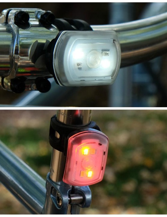 Blackburn's 2'fer front/rear light