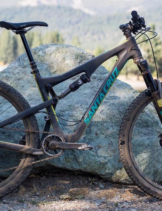 The Santa Cruz 5010