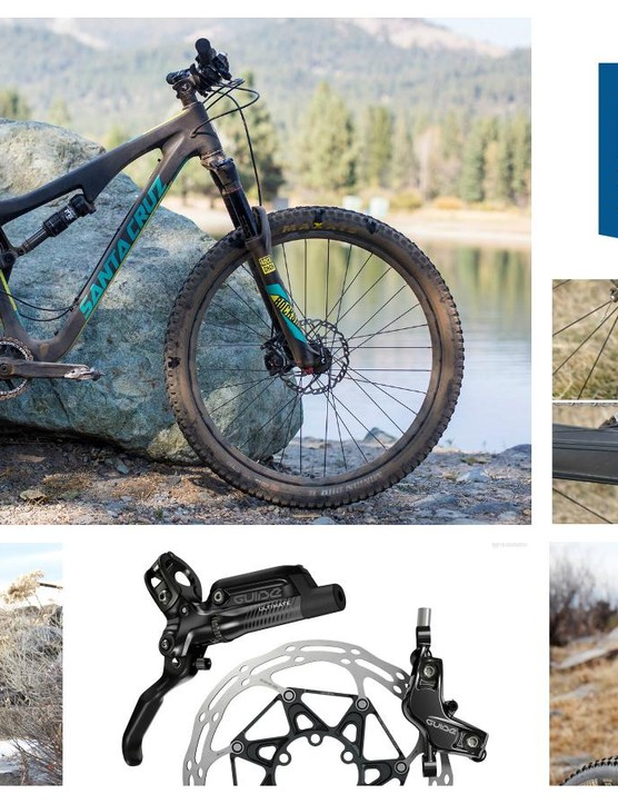 BikeRadar gear of the year: Josh Patterson's 2015 MTB picks
