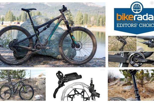 BikeRadar gear of the year: Josh Patterson's 2015 MTB picks