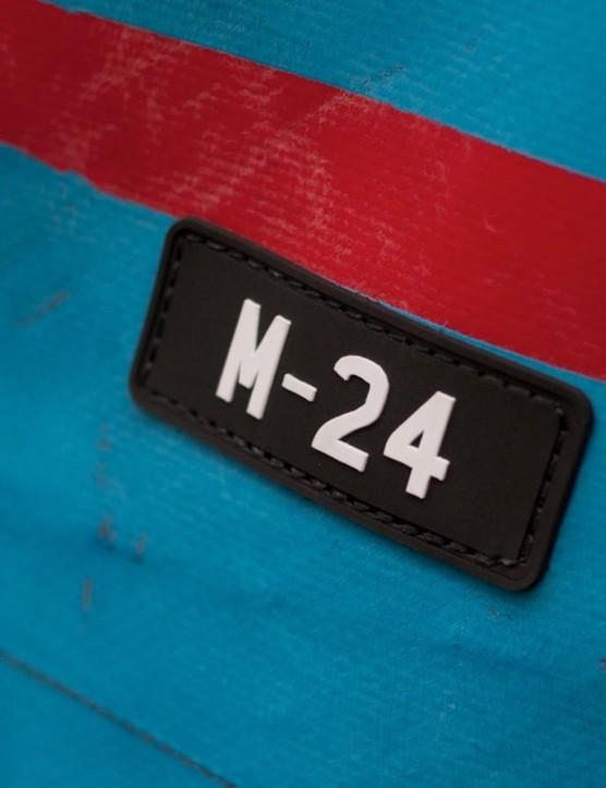 M-24 bags, originally made on a Somerset farm