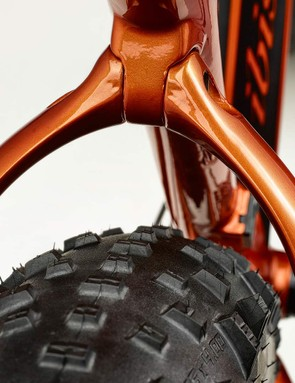 The wider, 177mm x 12mm rear end is available to owners of Ibis' current Tranny 29er as part of a US$699 conversion kit