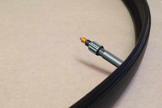 The Pump Tire inner tube is claimed to be a major development for commuters