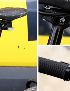 Magura is the first company to market with an electronically-controlled, wireless dropper seatpost, but certainly not the last