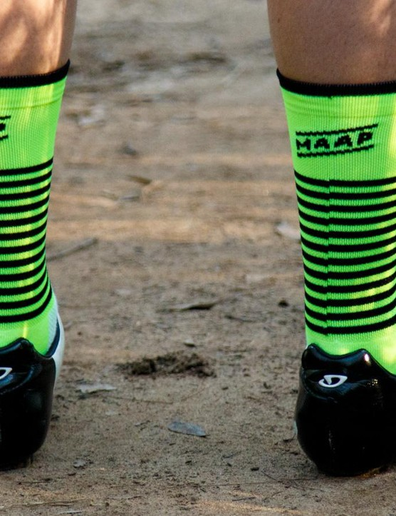 MAAP's socks have become some of our favourites