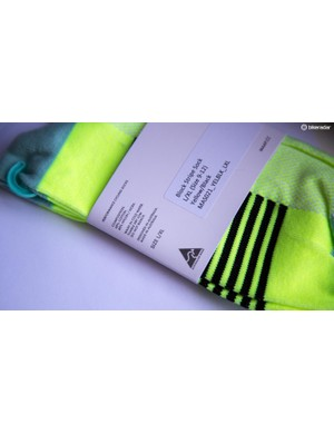 All of MAAP's socks are made in Australia