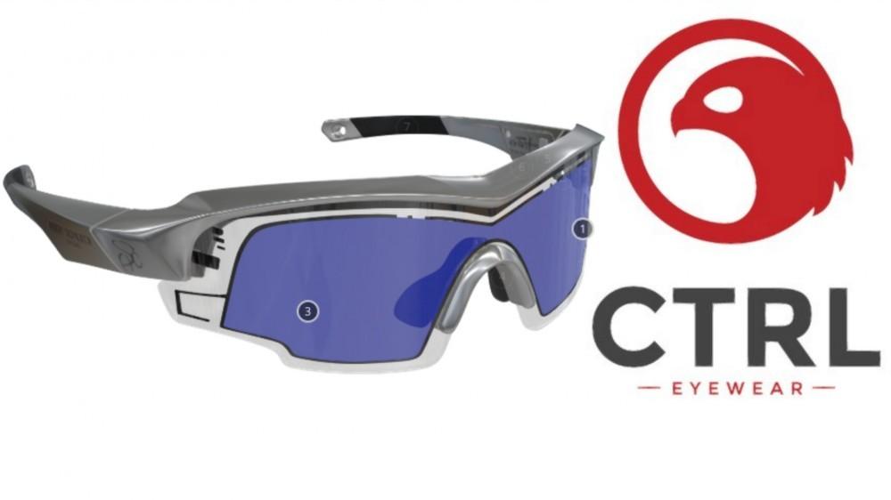 ebdb61737f308 CTRL Eyewear use LCDs to claim world s fastest tint-change - BikeRadar
