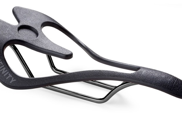 Is the Infinity N-Series saddle the most extreme cutout in the world?