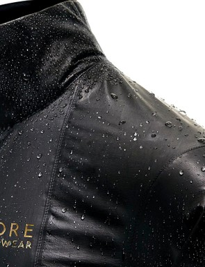 The new One Gore-Tex Active cycling jacket marks a true milestone in waterproof/breathable outerwear as it's the first time the membrane has been made sufficiently durable to act as the outer shell itself