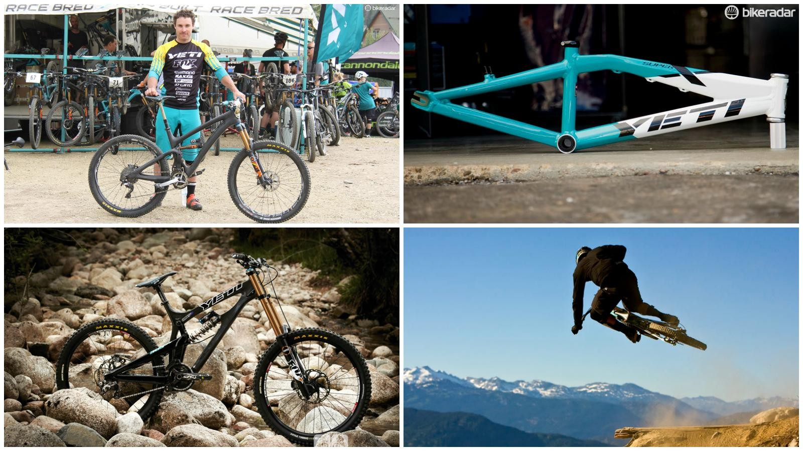Yeti Cycles and Jared Graves are parting ways after 12 years