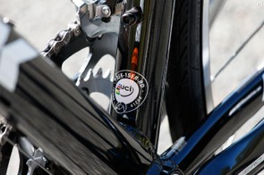 Out of all the six bikes we tested, the 1.2 is the only one with a UCI-approved (International Cycling Union) sticker