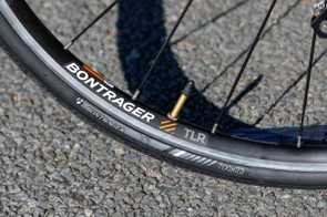 The Trek 1.2 is also the only bike on test with tubeless-ready wheels. That said, you'll need to buy the appropriate rim strips, valves, sealant and tyres to make such an upgrade happen