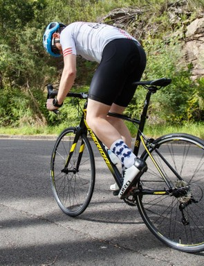 The Merida Ride 200 is a solid choice for cyclists who are happy to trade off performance for an upright ride