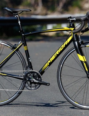 The 2016 Merida Ride 200 is a bike built for the casual road cyclist