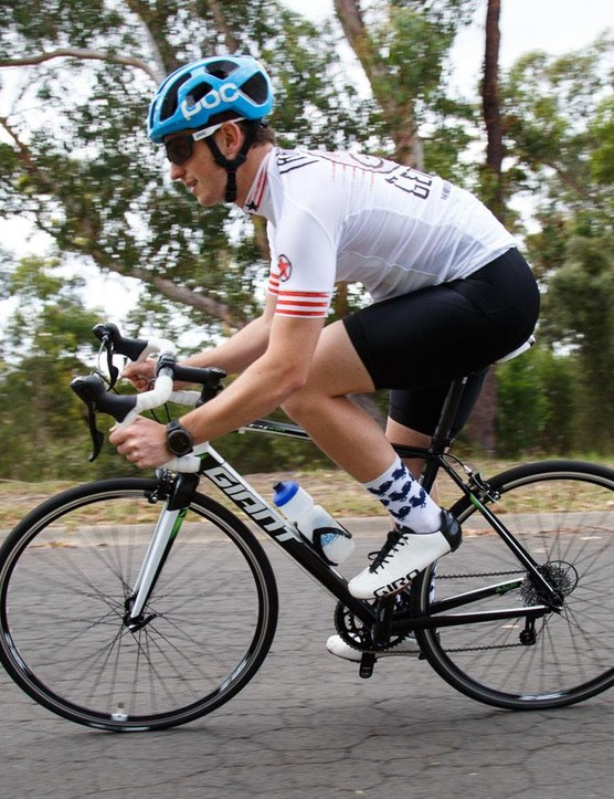 The 2016 Giant Defy 3 is a solid starter road bike and represents great value for money