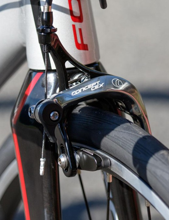 These brakes aren't amazing, but they're an improvement on what many other bikes around this price point offer