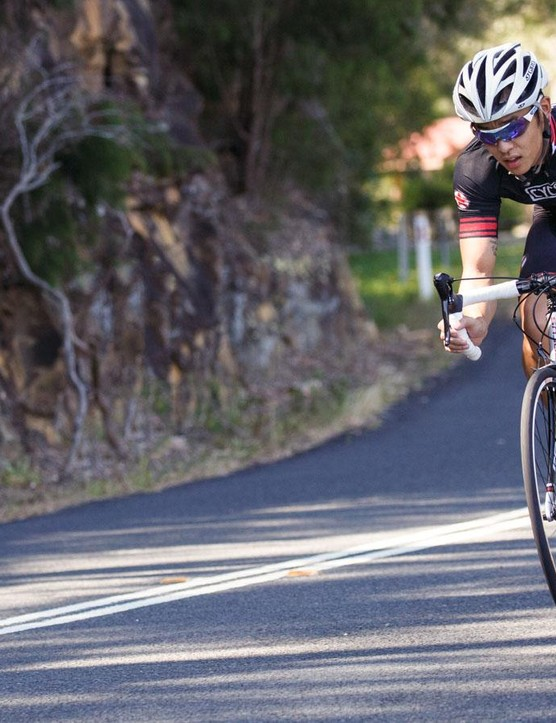 We tested the 2016 Focus Cayo Al Sora along with five other similarly-priced big brand road bikes. Read on to find what we liked, and didn't like about the Focus
