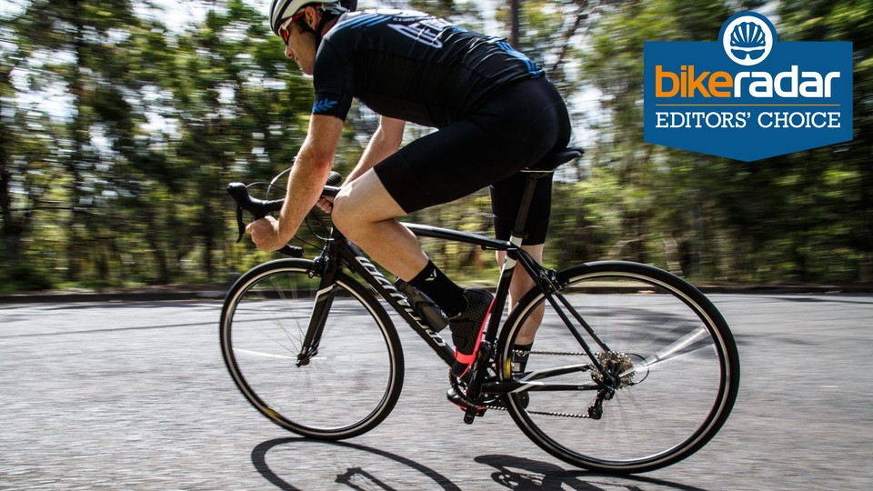 fcb3b89665a Doing everything it should and more, the Specialized Allez E5 Sport is our  pick for