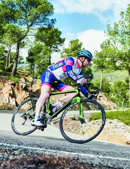 Fancy riding a Cannondale Synapse?