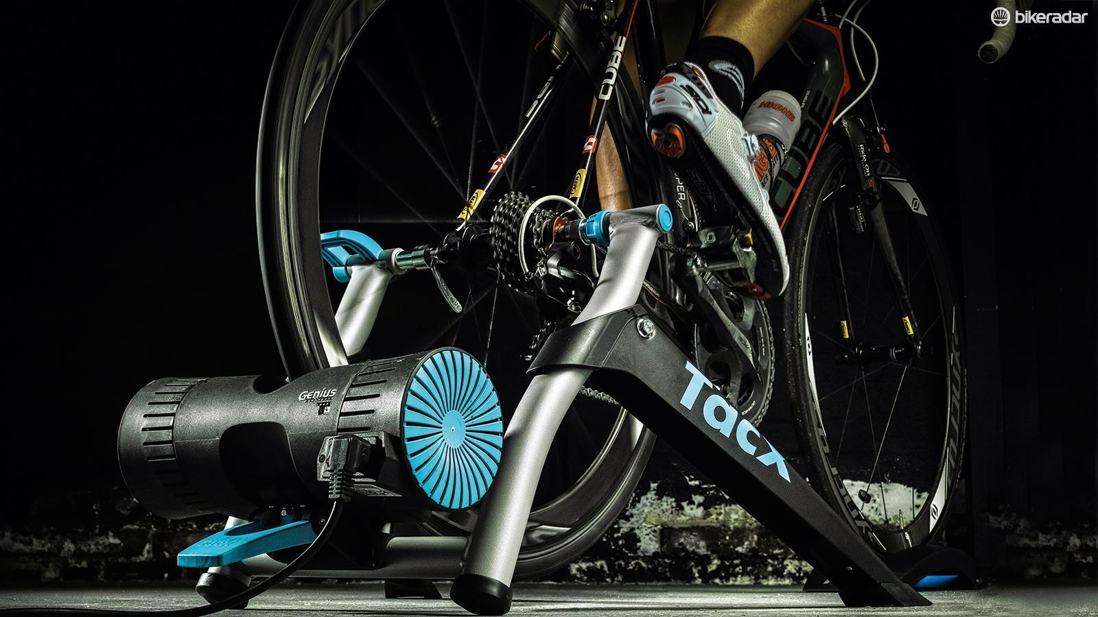 You'll need a turbo trainer for this training plan to work properly