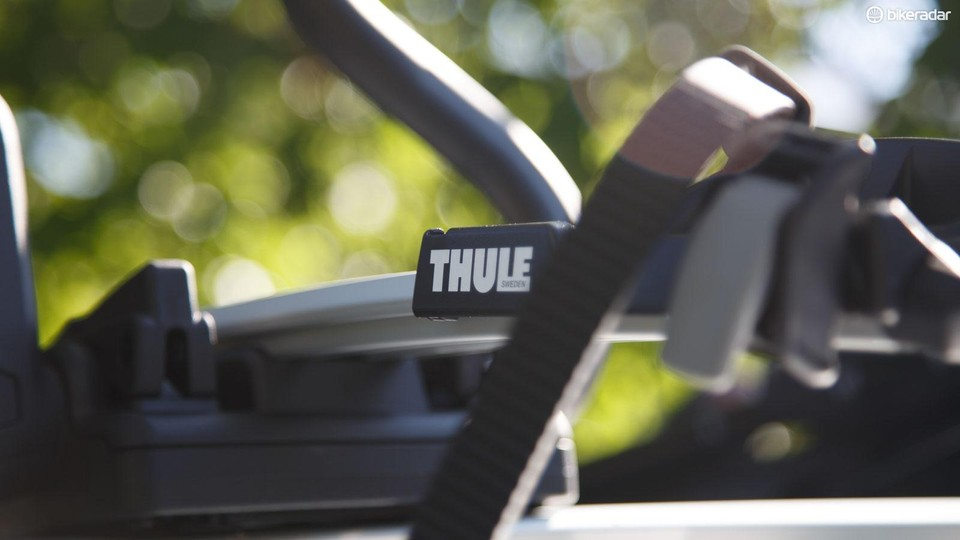 633e76fd57a Thule ProRide 598 bicycle roof rack just in - BikeRadar
