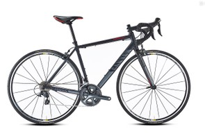 Beyond the Canyon Endurace AL 7.0's rather dull looks lies another sterling effort from the German firm