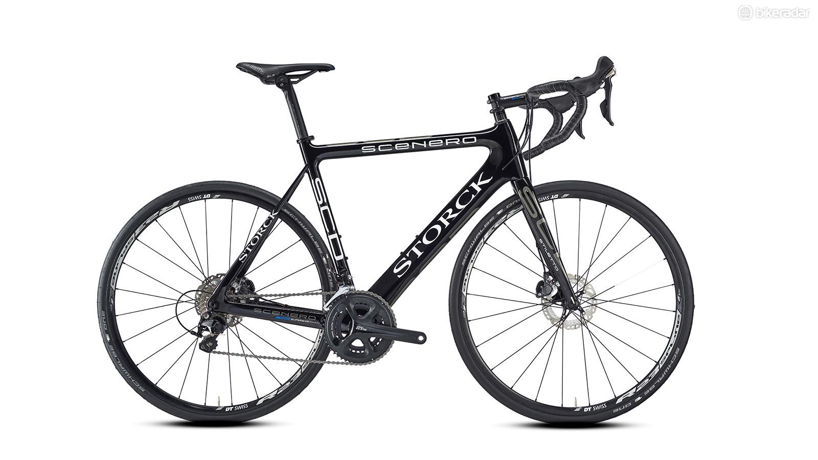 Storck's Scenero Disc blends stealthy looks with no-nonsense speed