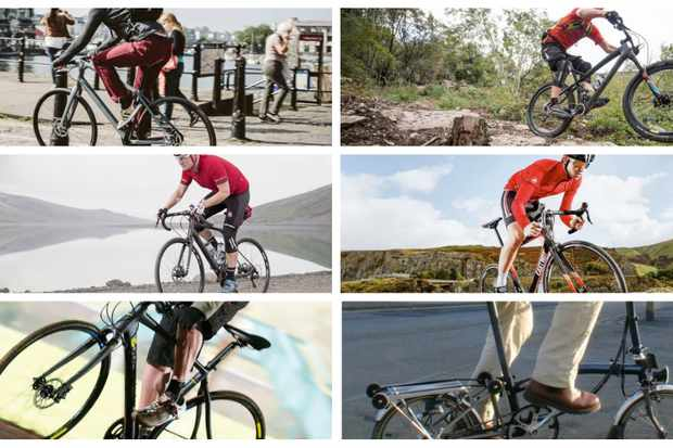 Quiz: Which type of bike should you be commuting on