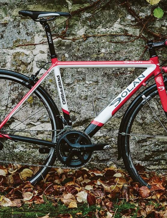 Dolan Preffision winter bike