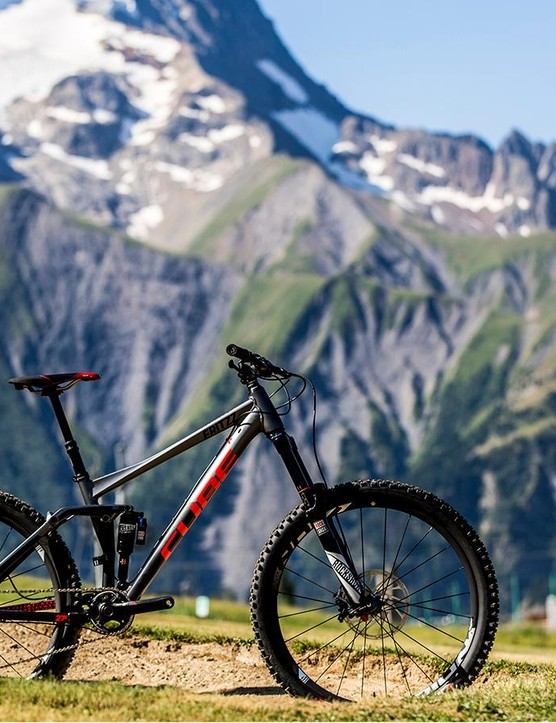 BikeRadar Gear of the Year: RockShox Lyrik RCT3 Solo Air