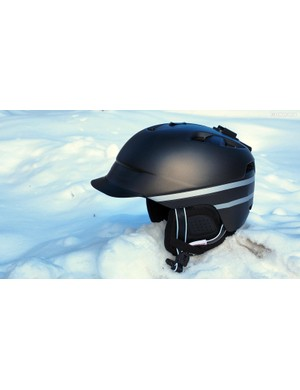 Tired of freezing your noggin off on winter rides? Consider a dedicated snow helmet like the Lazer Dissent
