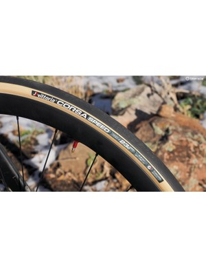 Vittoria boldly claims its new Corsa Speed tubeless clinchers are the fastest road tyres ever made in terms of rolling resistance