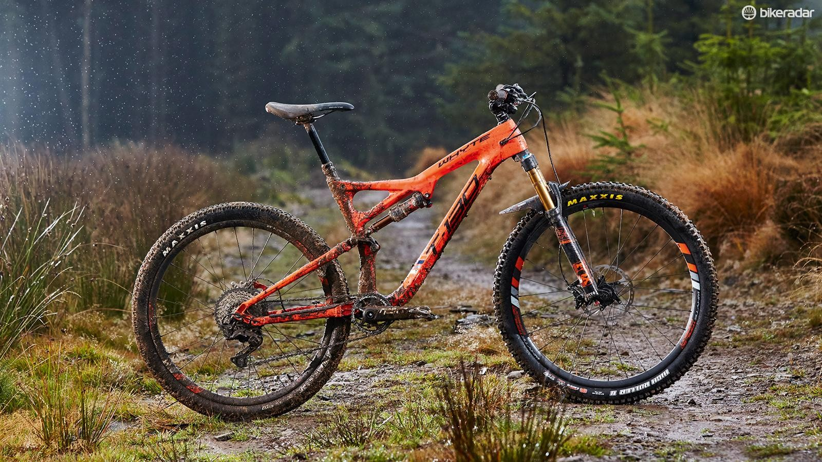 Whyte's T-130 C Works delivers a carbon upgrade on an already seriously good bike