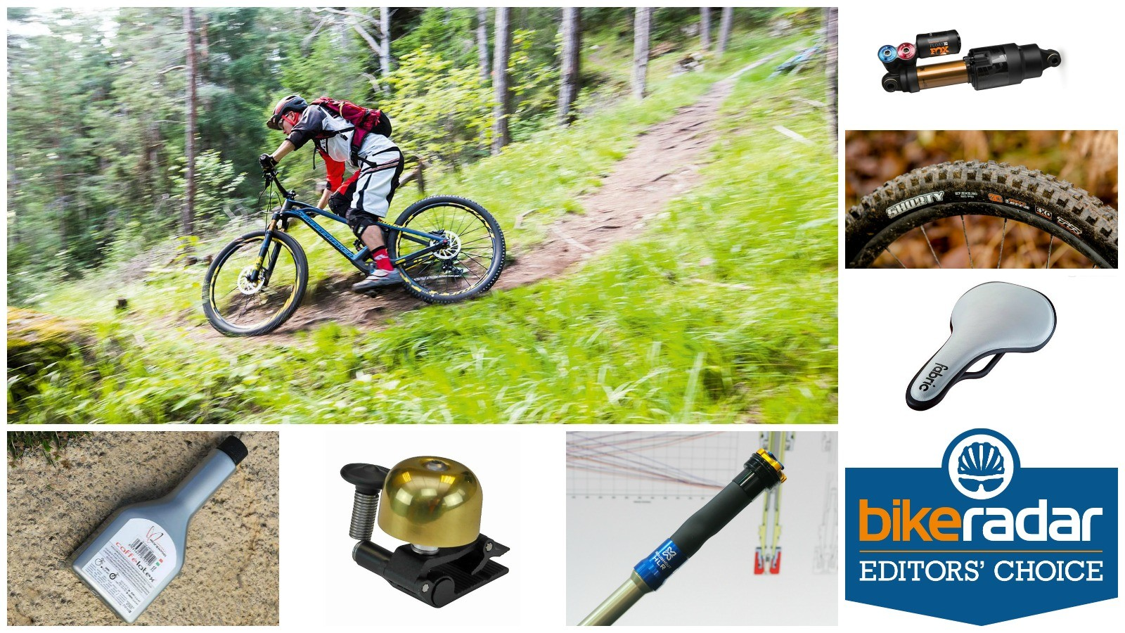 Jon Woodhouse's pick of the gear he put through its paces in 2015
