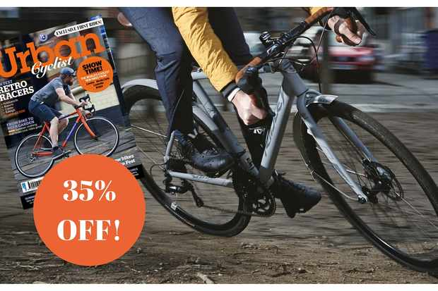 Subscribe to Urban Cyclist now and receive a huge discount