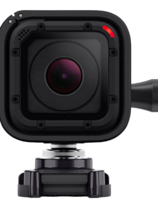 The GoPro Hero4 looks the business