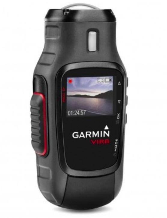 The Garmin VIRB action camera
