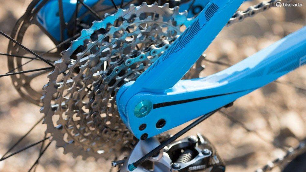 Bicycle Road MTB Bike Chain Wear Indicator Stretch Checker Gauge Guage Tool