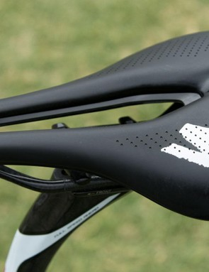 The Specialized Power saddle was first seen at the 2015 Tour Down Under under Lars Boom