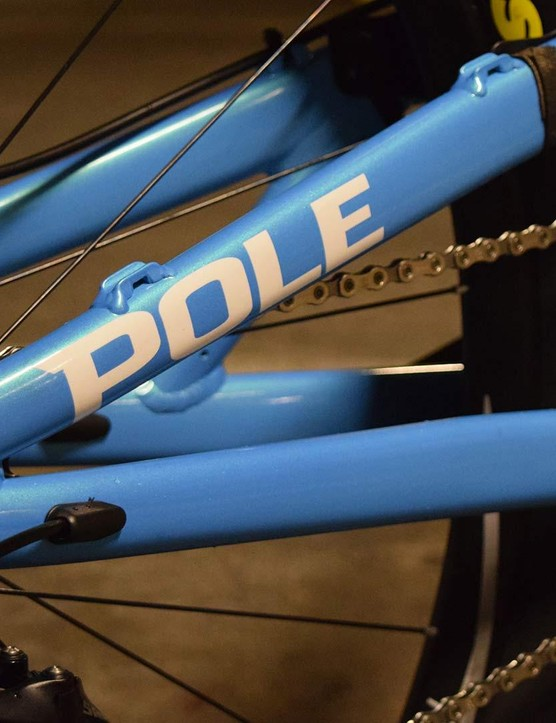 Finnish company Pole, maker of the longest bike you've never heard of