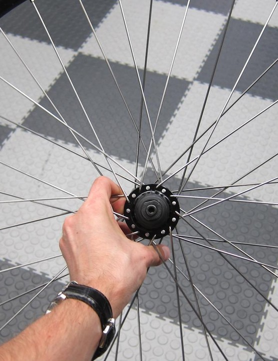 Wheelbuilding isn't as hard as you've been led to believe