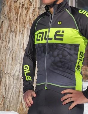 The Alé PRR Winter Jacket