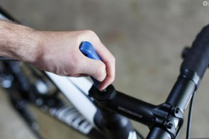 A loose headset will affect your bike's handling. Learn how to correctly adjust it